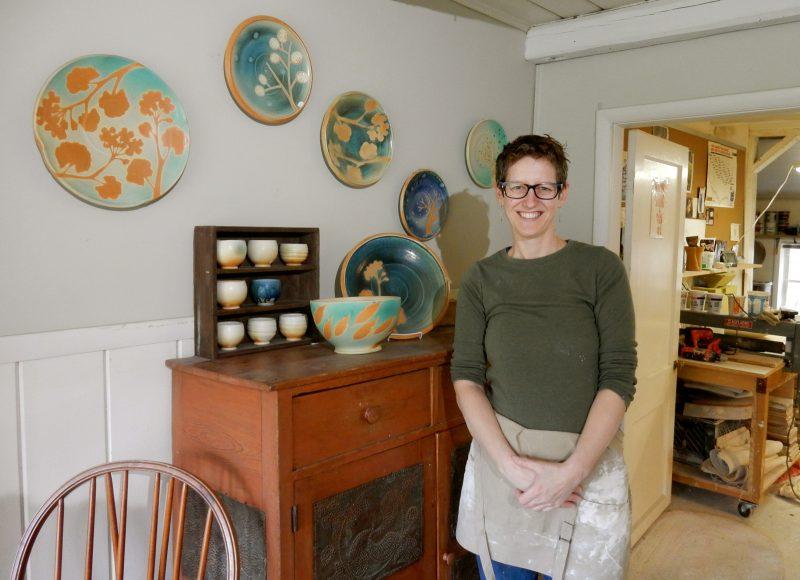Kary Haun Pottery, Woodstock VA