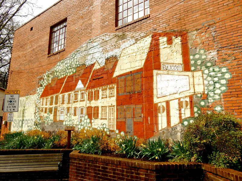 Mural, Ellicott City MD #Maryland #VisitMD @GetawayMavens