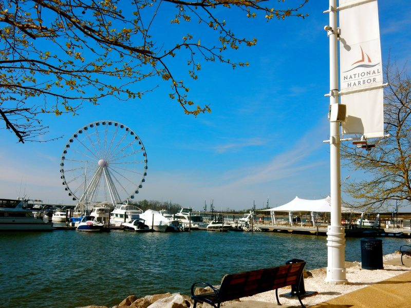 National Harbor MD Waterfront
