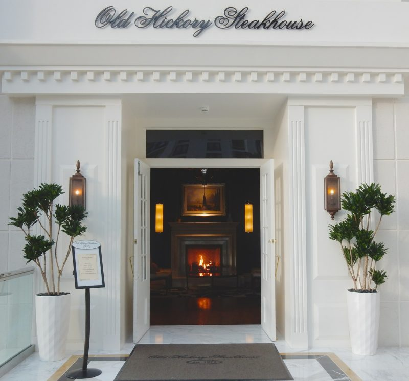 Old Hickory Steakhouse, Gaylord National Harbor Hotel MD