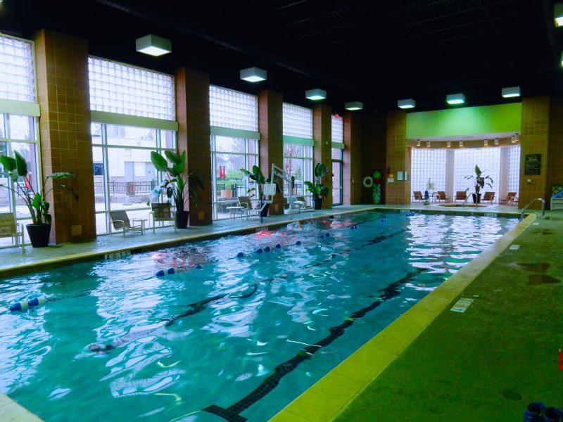 Pool at Lansdowne Resort