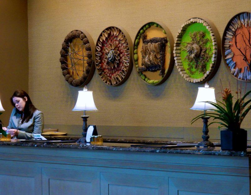 Reception at Lansdowne Resort, Leesburg VA