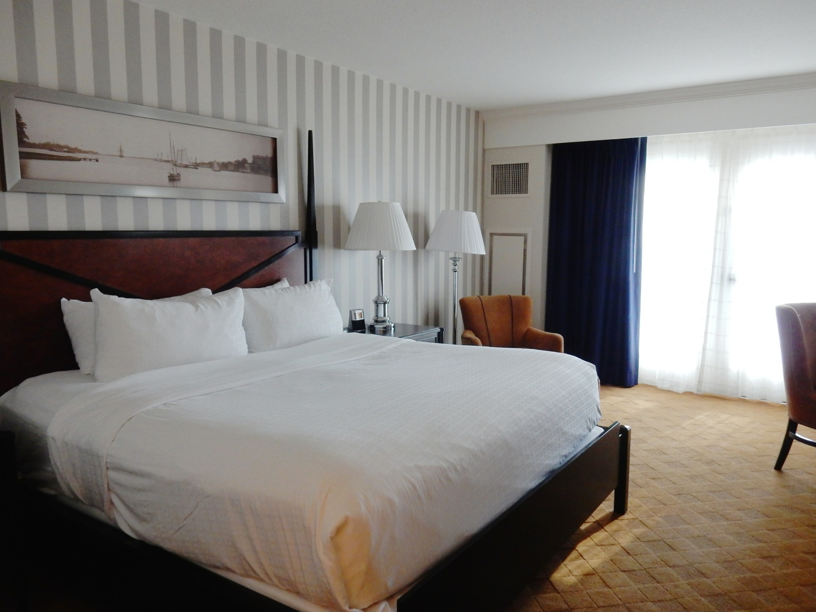 National Conference Center Rooms