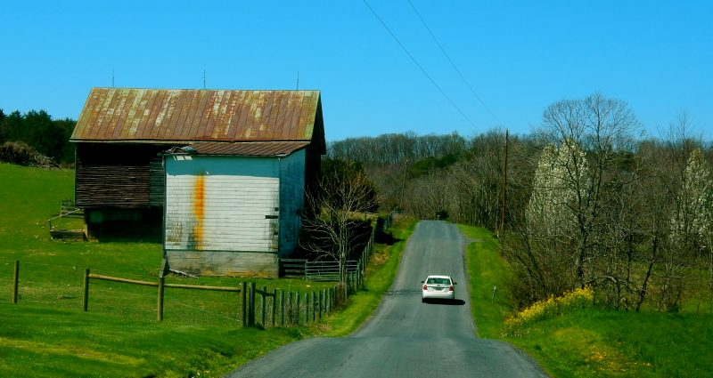 Shenandoah County Back Roads VA #South #roadtrip @GetawayMavens