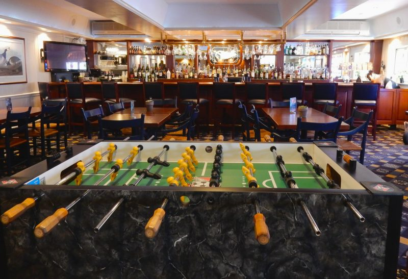 Swan Pub, Airlie Resort, VA