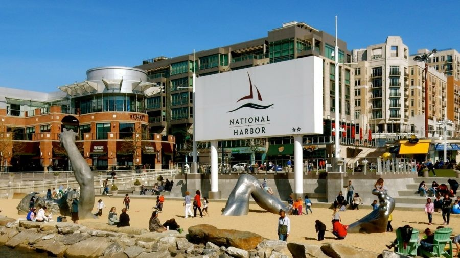 National Harbor MD: A Fun DC Area Town Established 2008