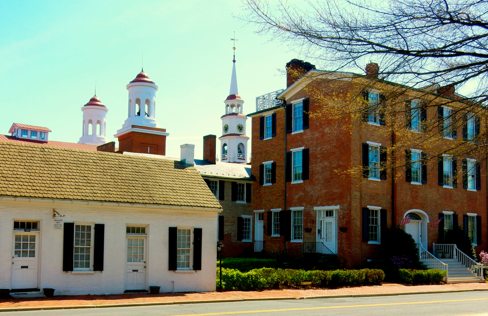Frederick md a mini philly with a charm all its own for Fredrick house