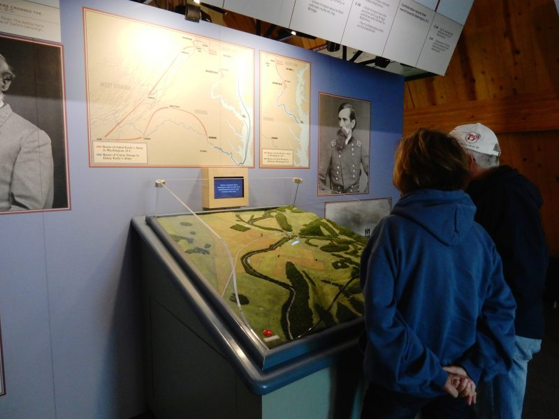 Visitors Center, Monocacy National Battlefield, Frederick, MD