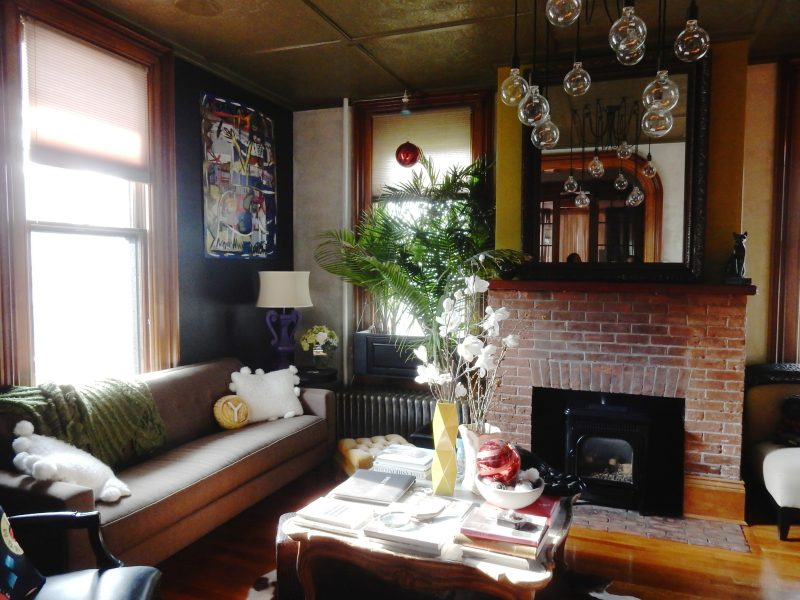 Back Parlor, Made Inn Vermont BnB, Burlington VT