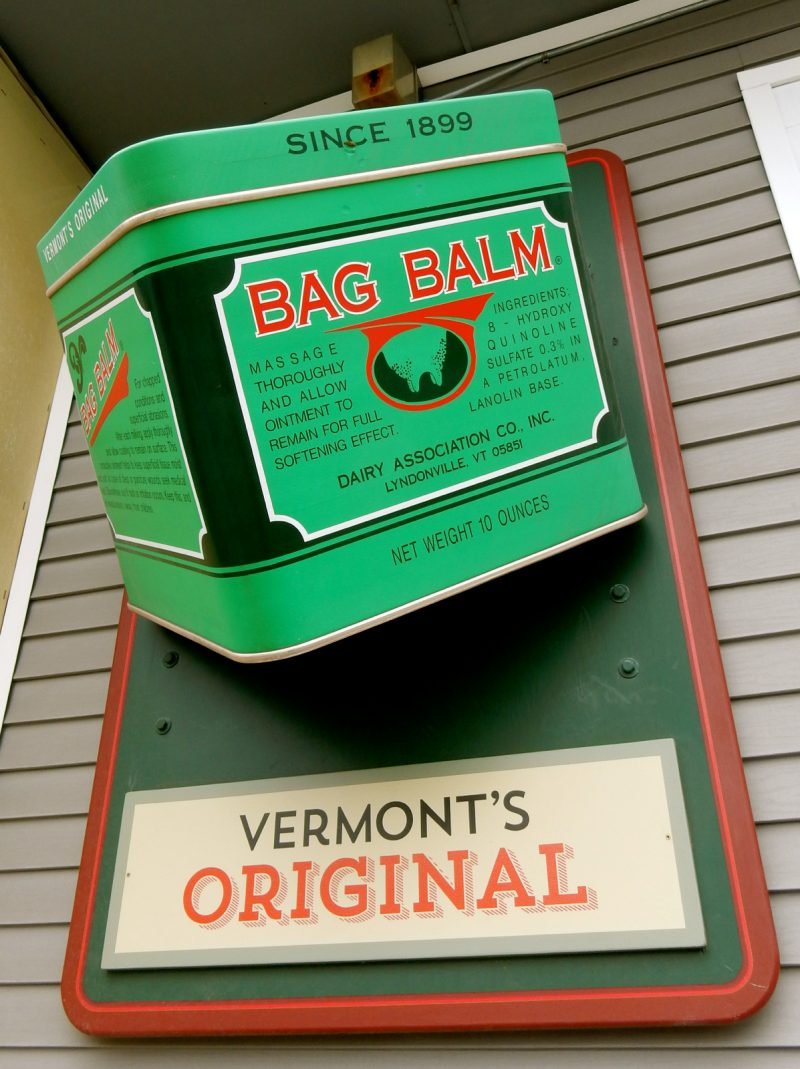 Bag Balm Factory, Lyndonville, VT