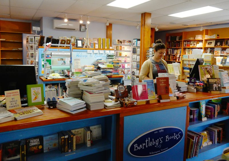 Bartleby's Books, Wilmington VT