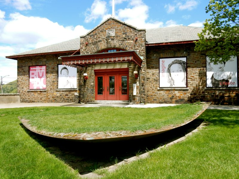 Brattleboro Museum of Art Center, Brattleboro VT