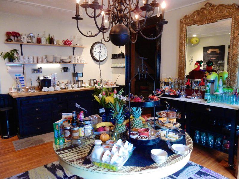 Breakfast spread, Made Inn Vermont, Burlington VT