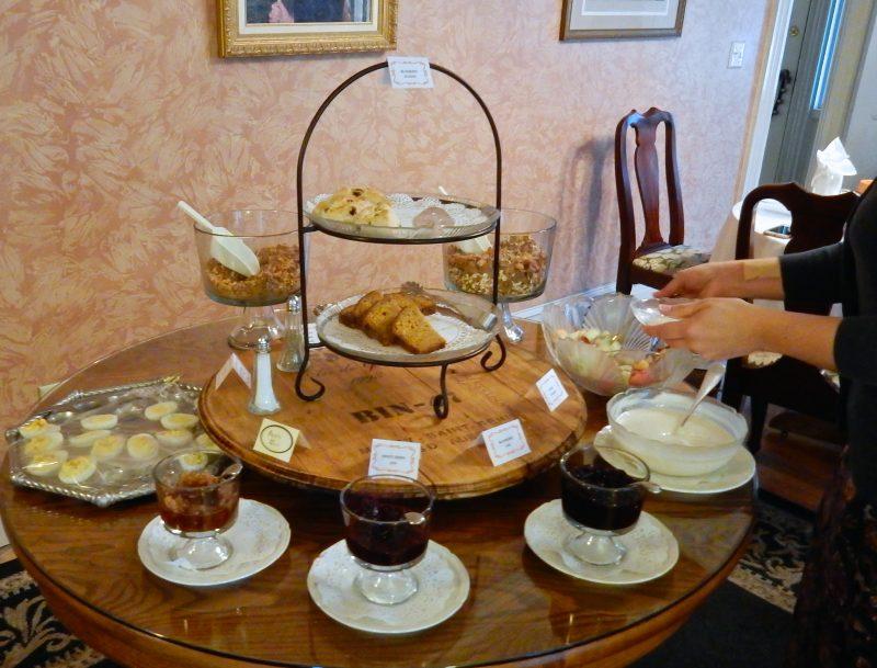 Continental Breakfast, Inn at Montpelier, VT