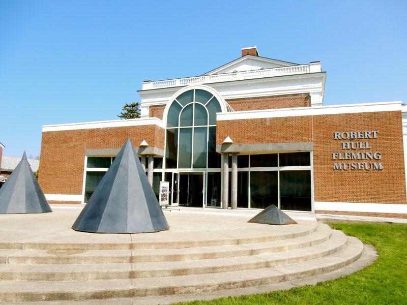 Fleming Museum, University of Vermont, Burlington VT