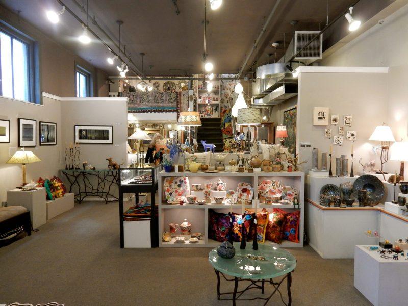 Gallery in the Woods, Brattleboro VT