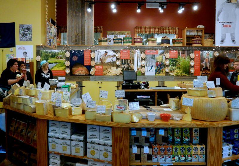 Grafton Cheese Co., Brattleboro VT