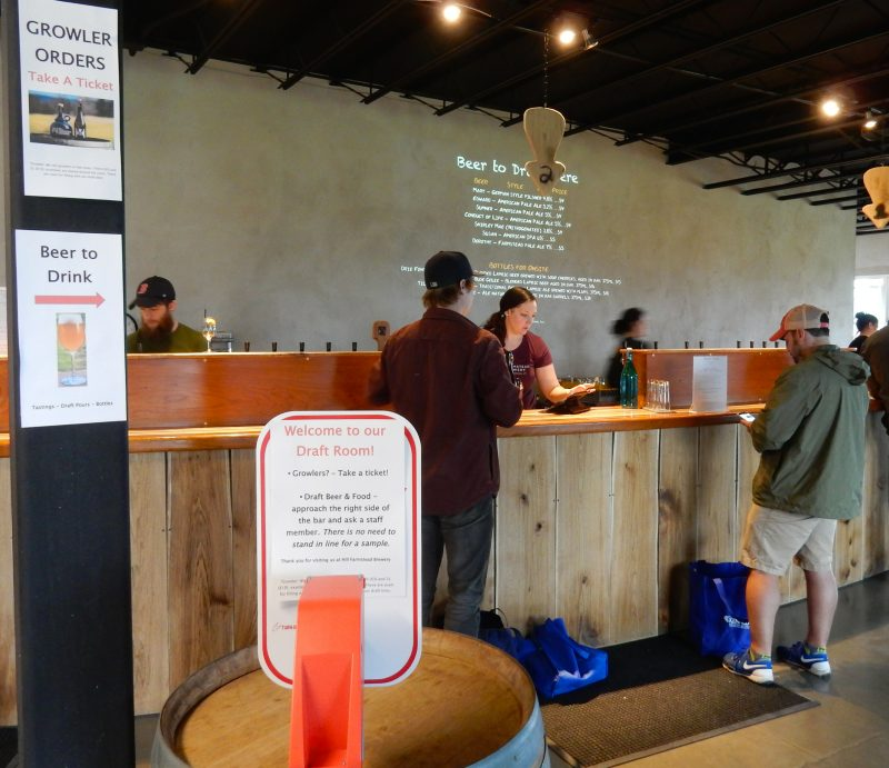 Hill Farmstead Brewery, Greensboro, VT