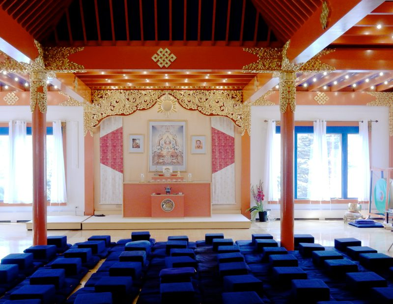Karme Choling Shambhala Meditation Center, Barnet VT