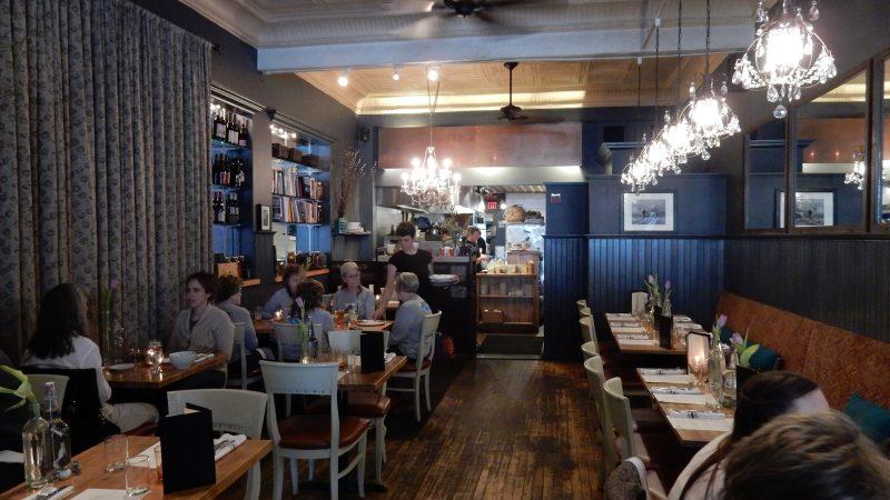 Kismet Restaurant, Montpelier VT