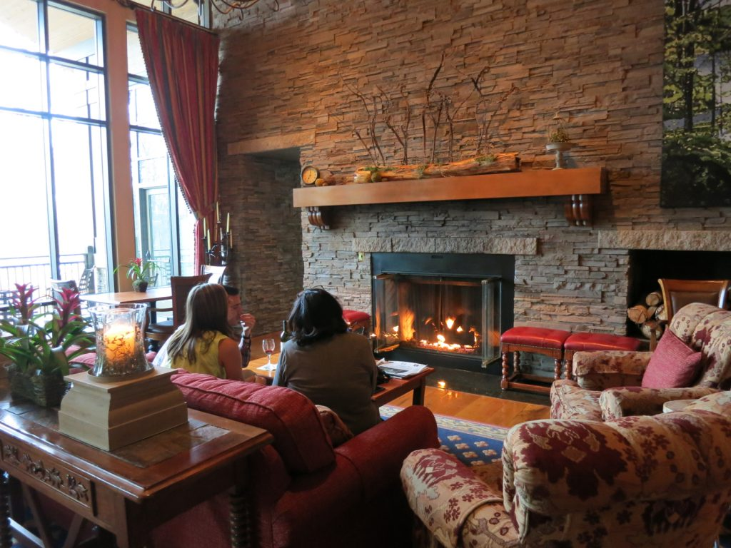 Living Room, Lodge at Woodloch, PA