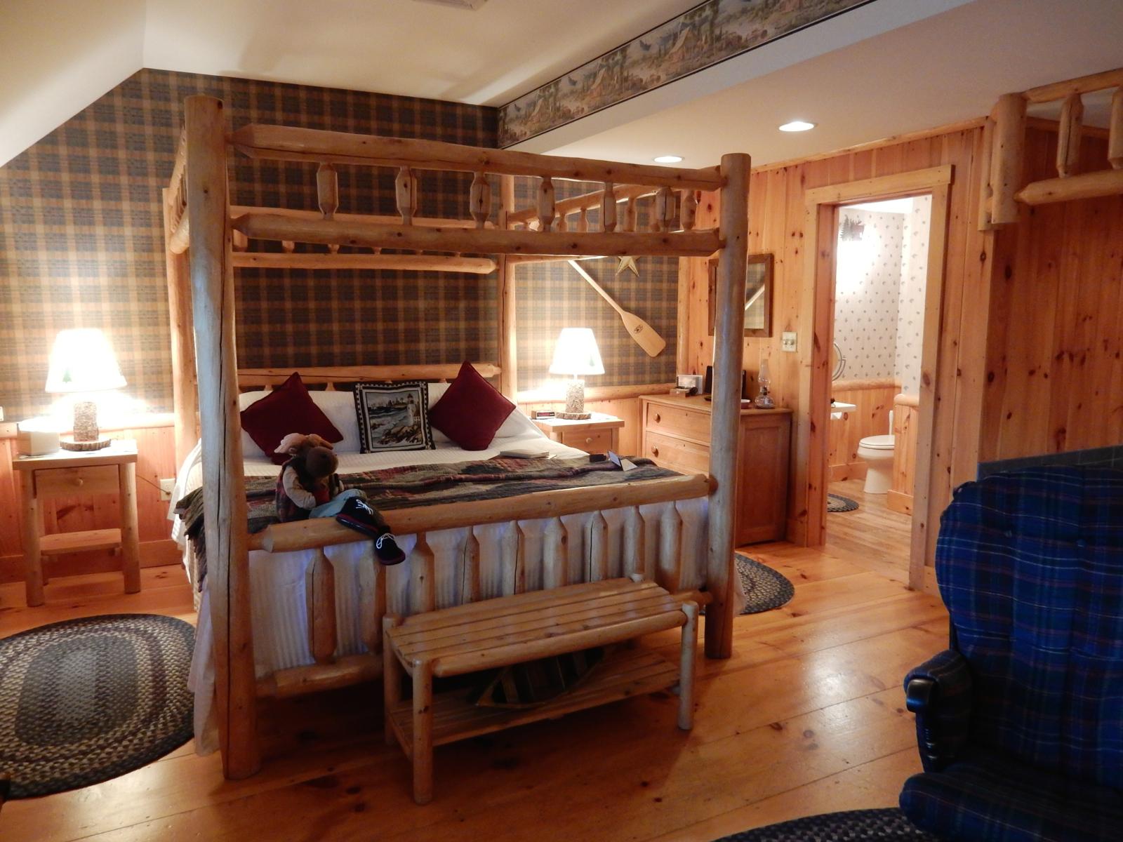 Guest room, RABBIT HILL INNLower Waterford VT