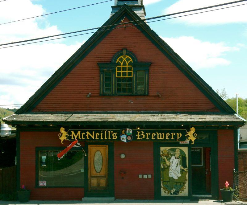 McNeill's Brewery, Brattleboro VT