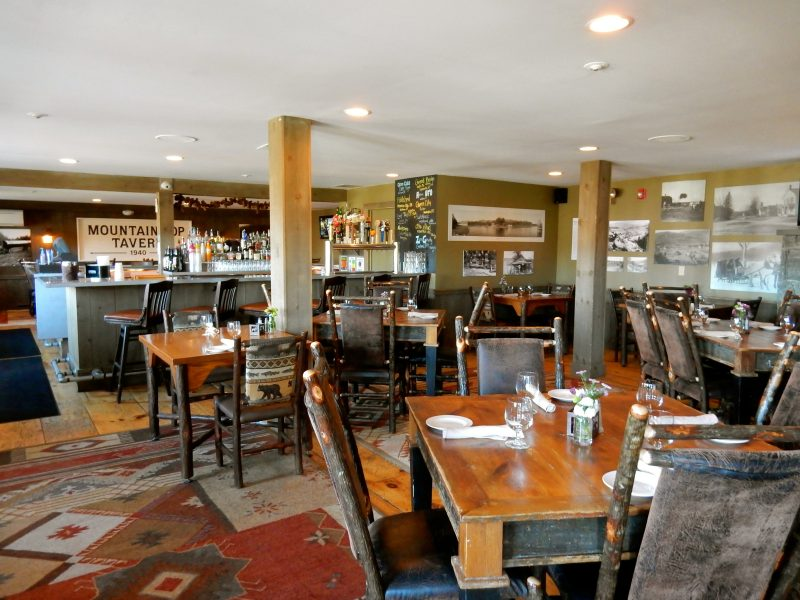Mountaint Top Tavern, Chittenden VT