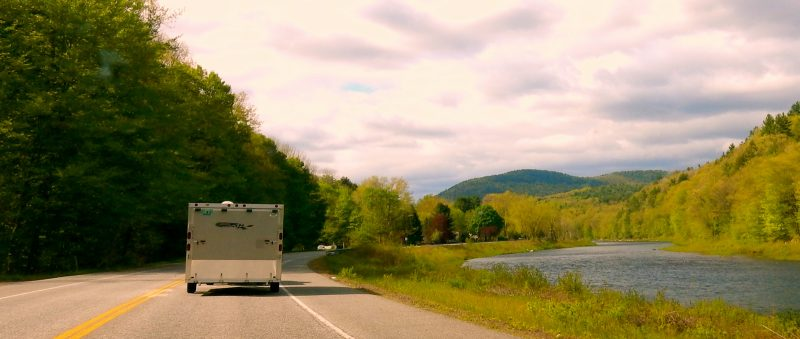River Road, Southern VT