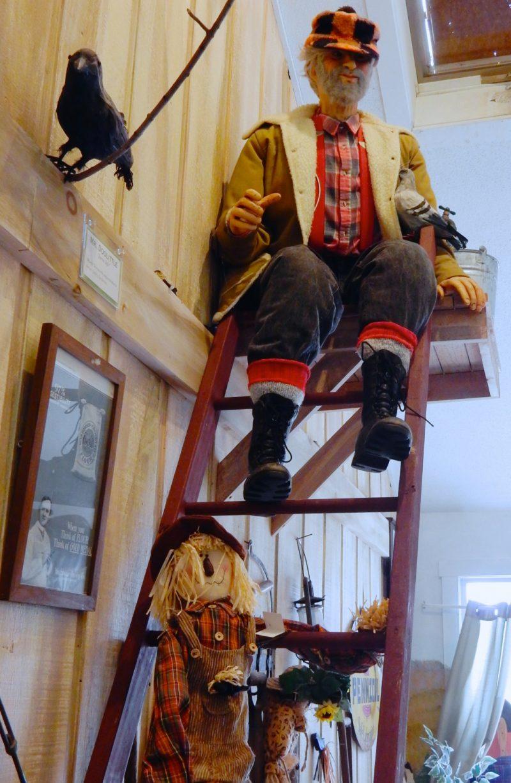 Robotic Farmer, New England Maple Museum, Pittsford VT