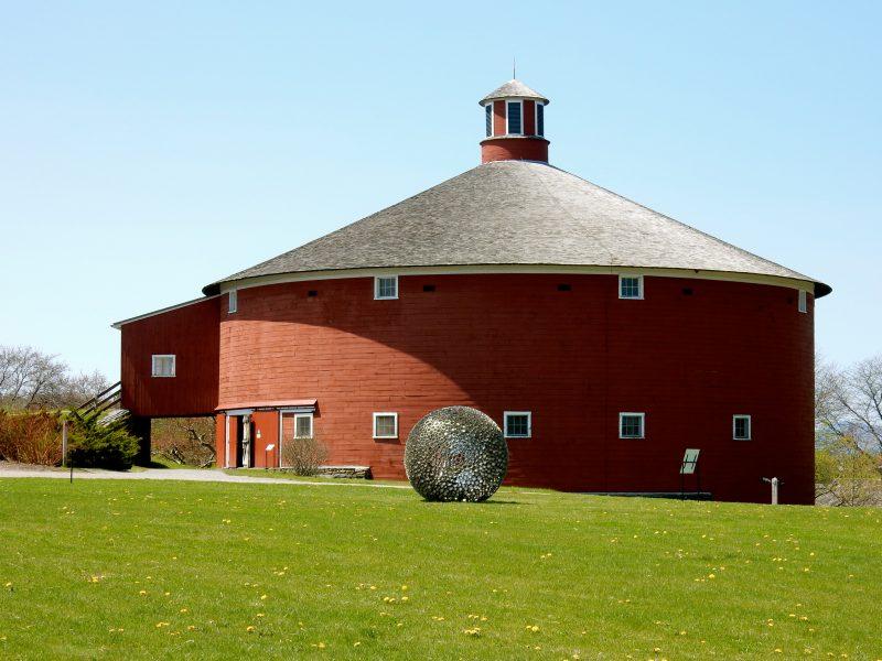 Round Barn, Shelburne Museum, VT