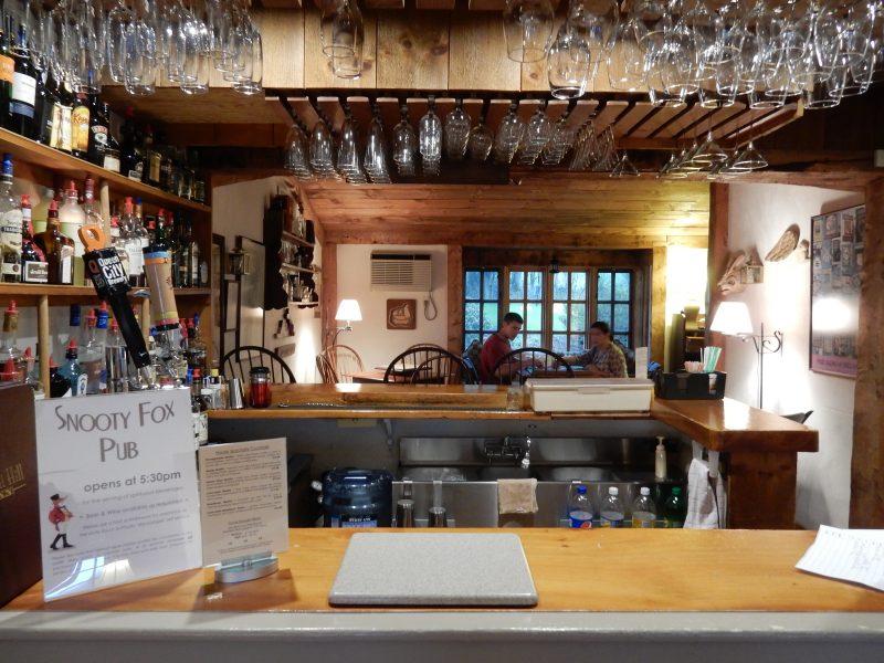 Snooty Fox Pub, Rabbit Hill Inn, Lower Waterford VT