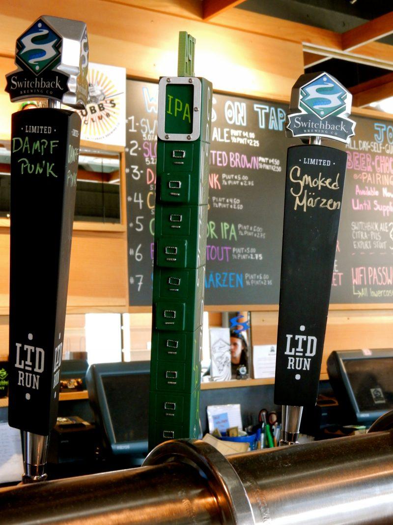 Switchback Brewing, Burlington VT