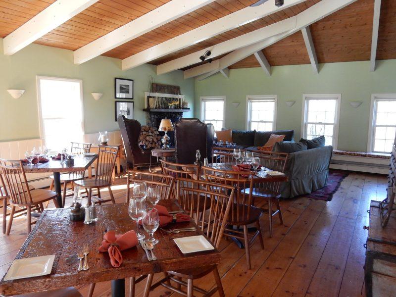 Tavern, Red Clover Inn, Mendon VT