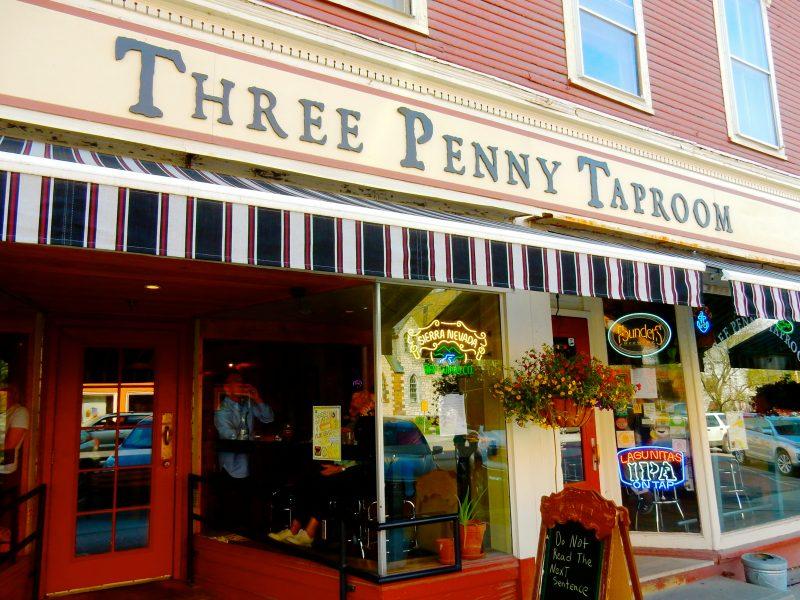 Three Penny Taproom, Montpelier VT