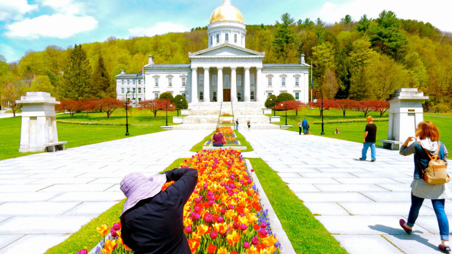 Montpelier VT: America's Tiniest State Capital