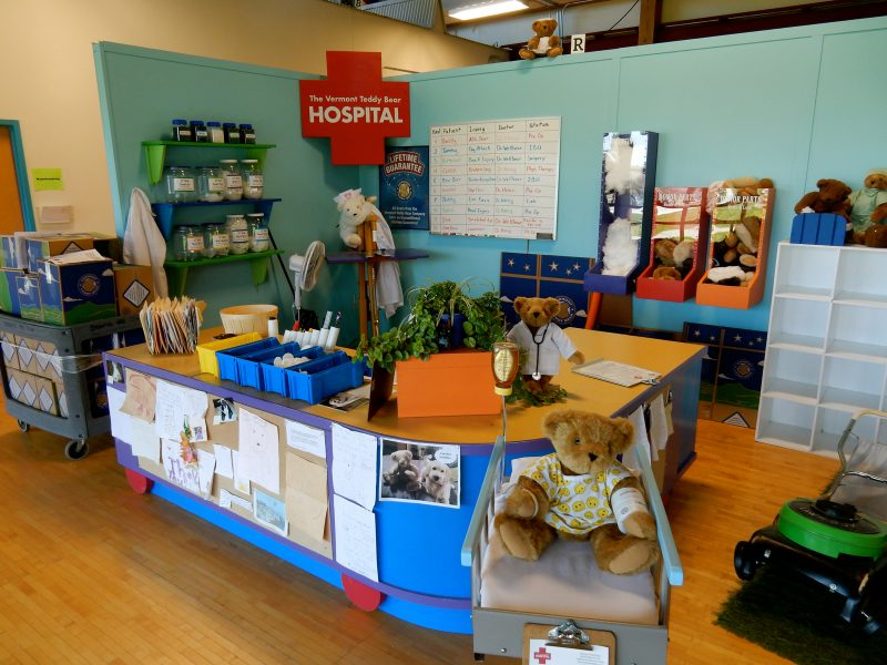 Vermont Teddy Bear Hospital