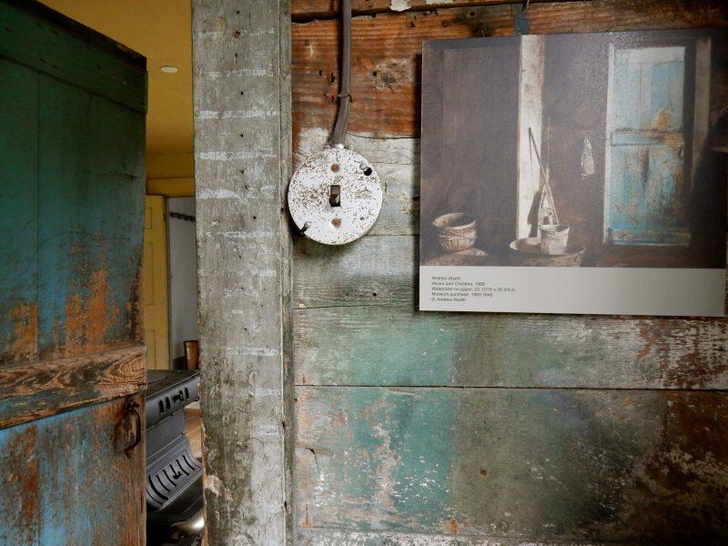 Andrew Wyeth Door, Olson House, ME