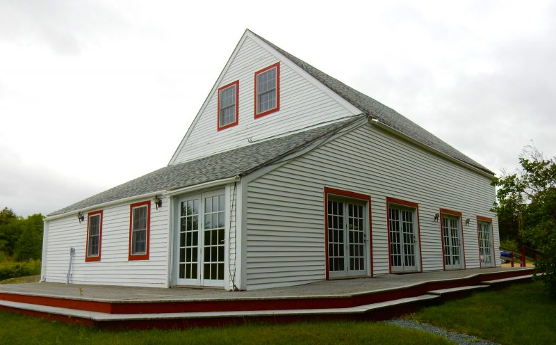 Arcadia's Oceanside Meadow Concert and Lecture Venue, ME