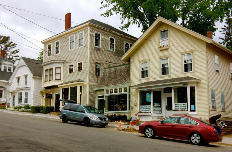 Art Galleries, Castine ME