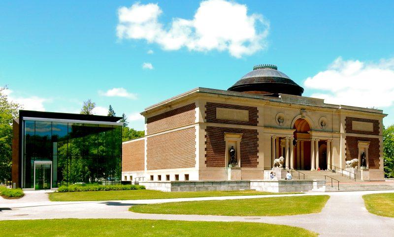 Bowdoin Museum of Art, Brunswick ME