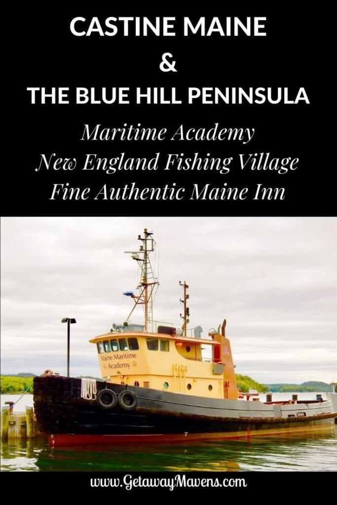 Castine Blue Hill Peninsula ME