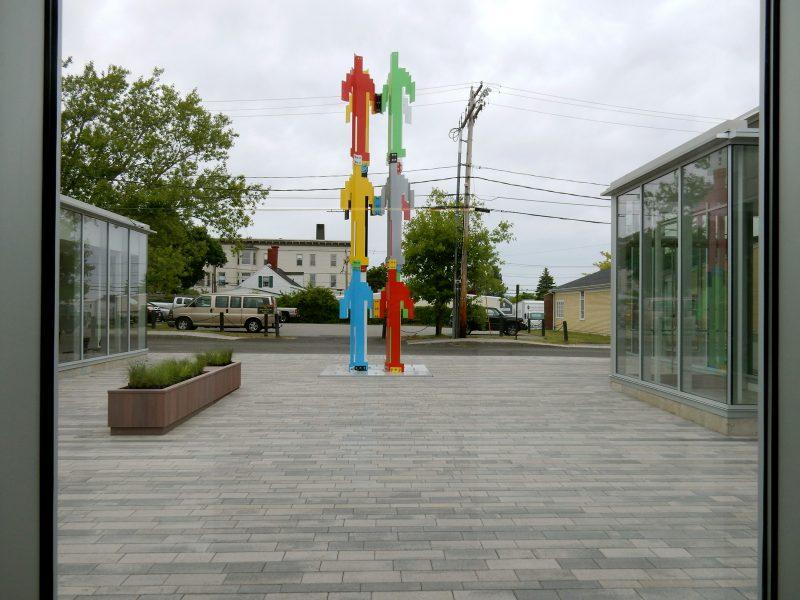 Center for Maine Contemporary Art, Rockland ME