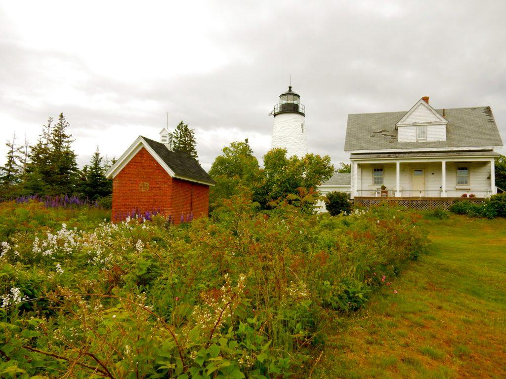 Dyce Lighthouse Castine Maine
