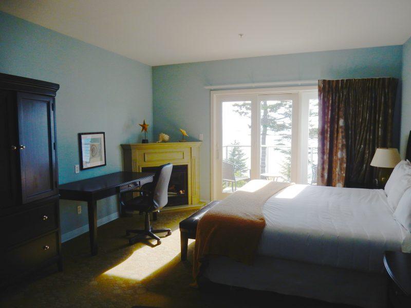 Fairwind Spa Suite, Sebasco Resort ME