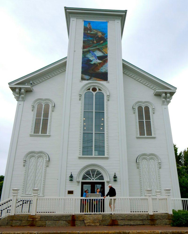 Farnsworth Museum, Wyeth Exhibit, Rockland ME
