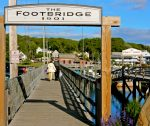Footbridge, Boothbay Harbor ME