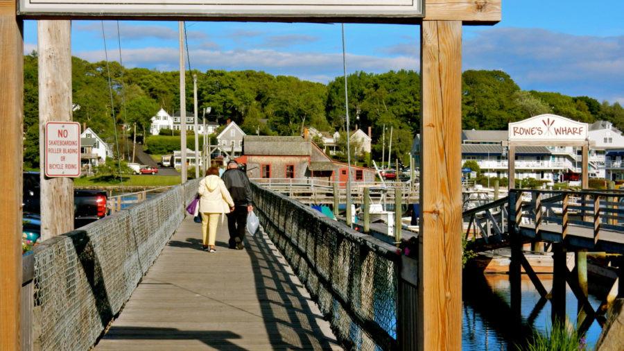 Boothbay, Maine: Yep, It's the Harbor, Too