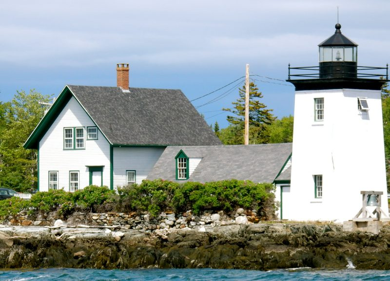 Grindle Point Sailors Museum and Lighthouse, Islesboro ME