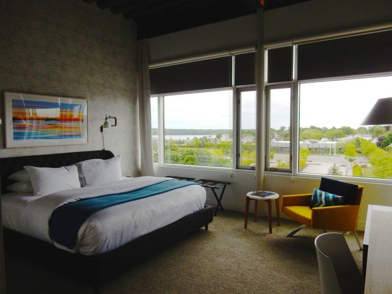 Guestroom, 250 Main Hotel, Rockland ME